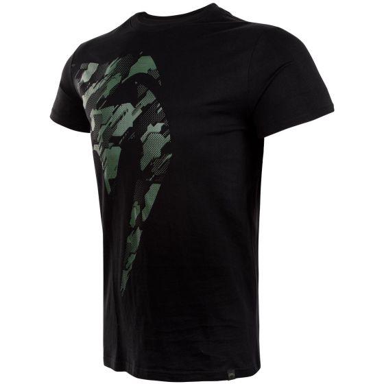 Venum Tecmo Giant T-shirt - Zwart/kaki
