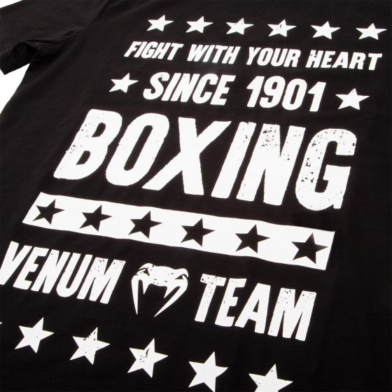 Venum Boxing Origins T-shirt - Zwart
