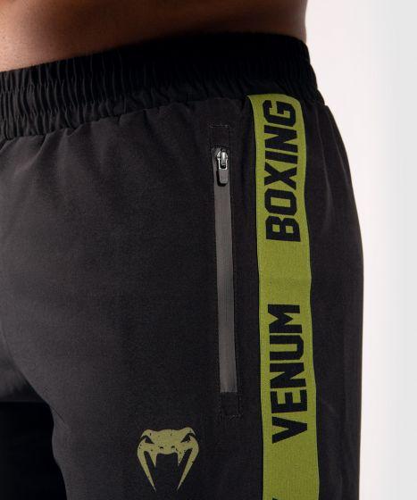 Venum Boxing Lab Training shorts - Black/Green