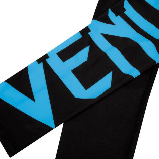 Venum Giant Geknipte Legging - Zwart/Blauwgroen