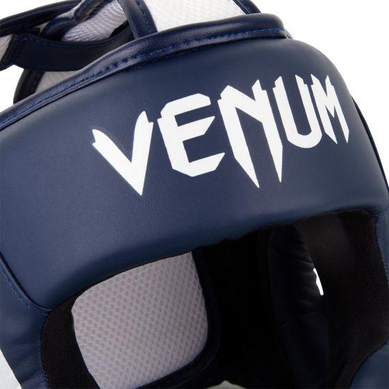 Casque Venum Elite - Blanc/Bleu Marine