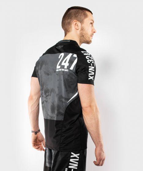 T-shirt Dry Tech Venum Sky247 - Noir/Gris