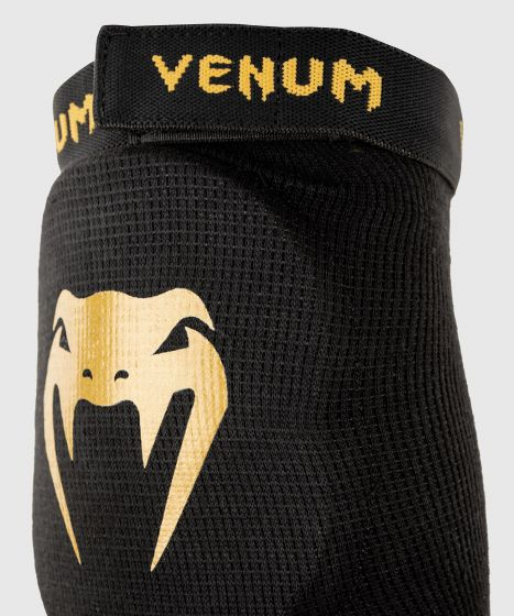 Venum Kontact Elbow Protector - Black/Gold