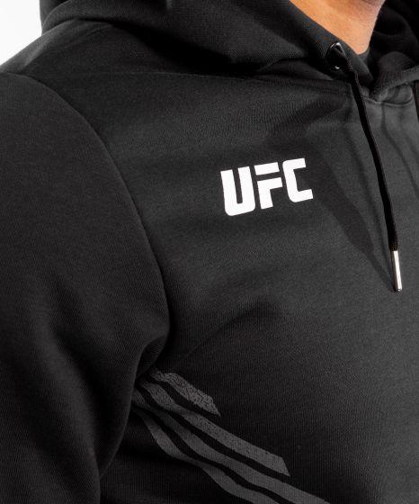 Sudadera Para Hombre UFC Venum Replica - Negro