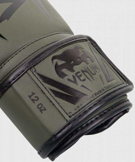 Venum Elite Bokshandschoenen - Khaki/Zwart