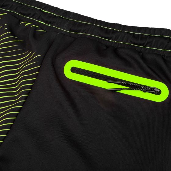 Venum Training Camp 2.0 Joggers - Black/Neo Yellow - For Women - Exclusive