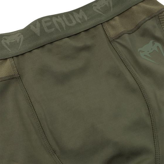 Venum G-Fit Compression Shorts - Khaki