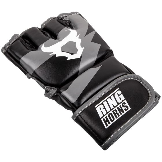 RINGHORNS CHARGER MMA HANDSCHOENEN - ZWART/GRIJS