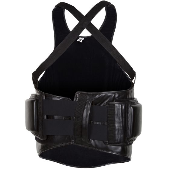 Venum Elite Body Protector - Black/Ice/Red