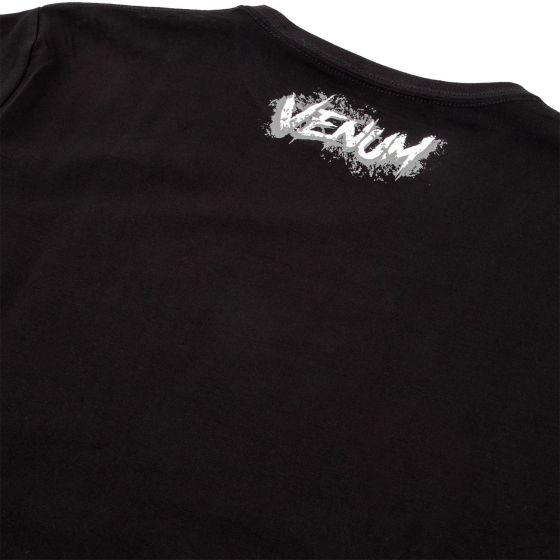 Camiseta Venum Minotaurus - Negro/Blanco