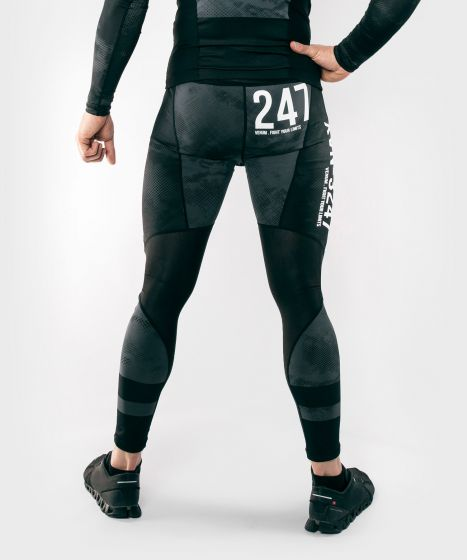 Venum Sky247 Spats - Black/Grey