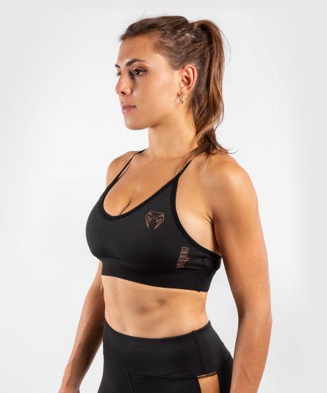 Venum Tecmo Sportbeha - voor dames - Zwart/Brons