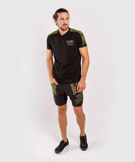 Camiseta Venum Cargo - Negro/Verde