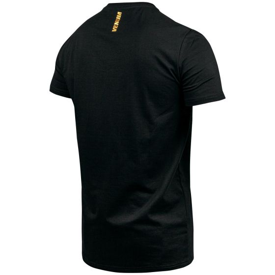 Venum JiuJitsu VT T-shirt - Black/Gold