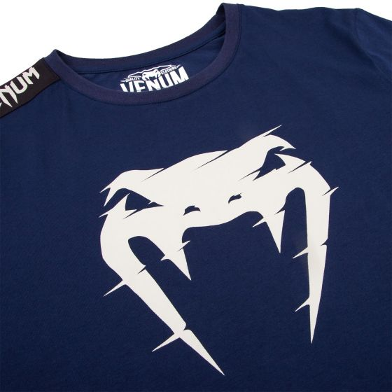 Venum Interference 2.0 T-Shirt - Marineblau