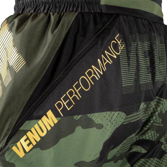 Venum Tactical Fightshorts - Forest camo/Black