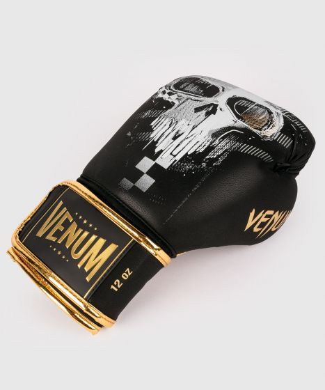 Venum Skull Boxing gloves - Black