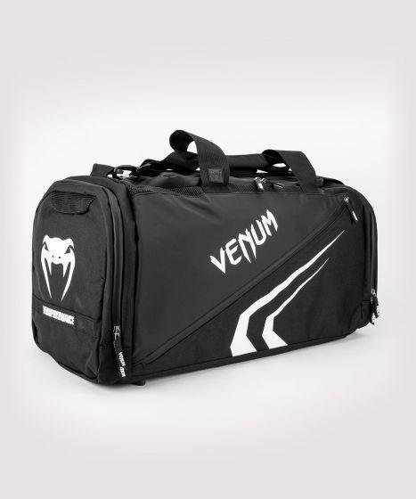 Venum Trainer Lite Evo-Sporttaschen - Schwarz/Weiß
