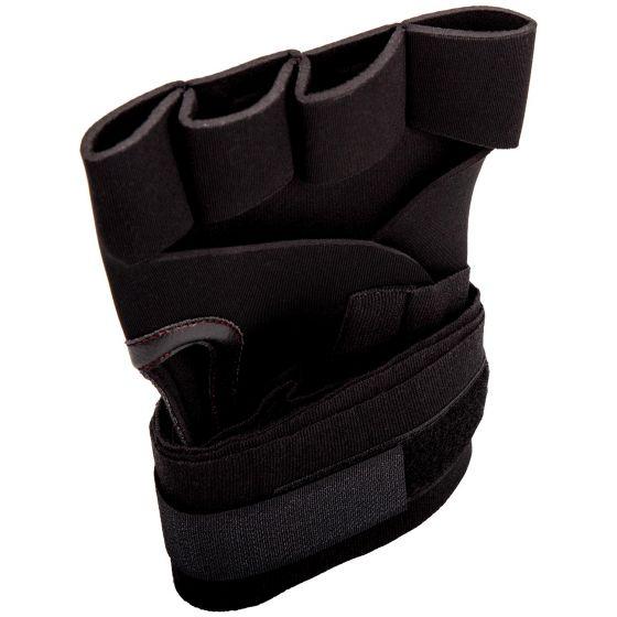 Guante venda Venum Kontact Gel - Negro/Rojo
