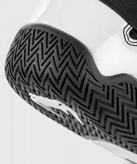 Venum Elite Boksschoenen - Zwart/Wit