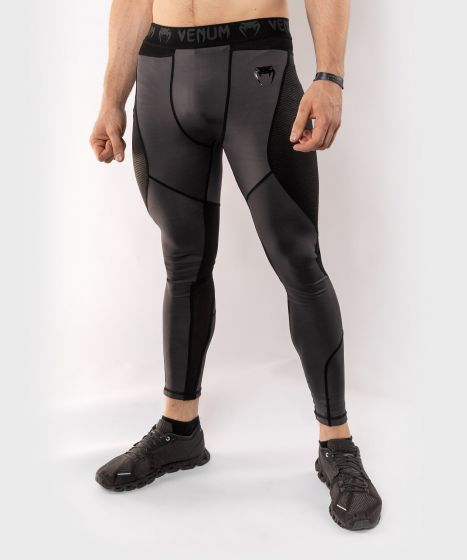 Venum G-Fit Spats - Grey/Black
