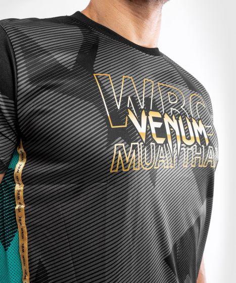 T-shirt Dry Tech Venum WBC Muay Thai - Noir/Vert