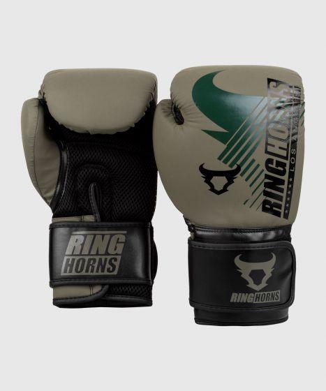 Guantoni da boxe Ringhorns Charger MX - Cachi/Nero