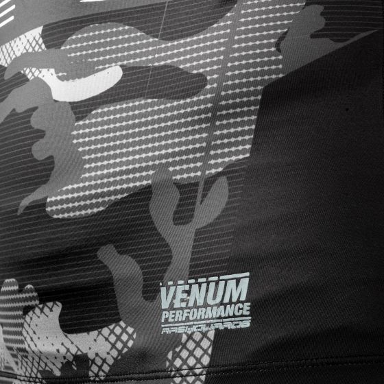 Venum Tactical Rashguard - Long Sleeves - Urban Camo/Black