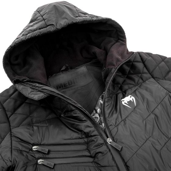 Chaqueta de Plumas Venum Elite 3.0 - Negro