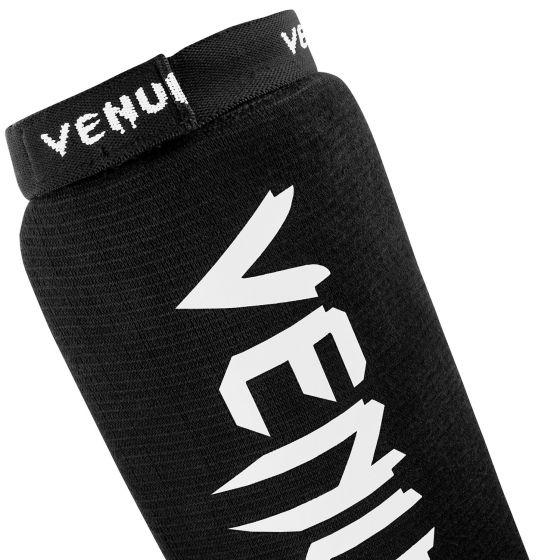 Venum Schienbeinschützer Kontact - Schwarz/Weiß