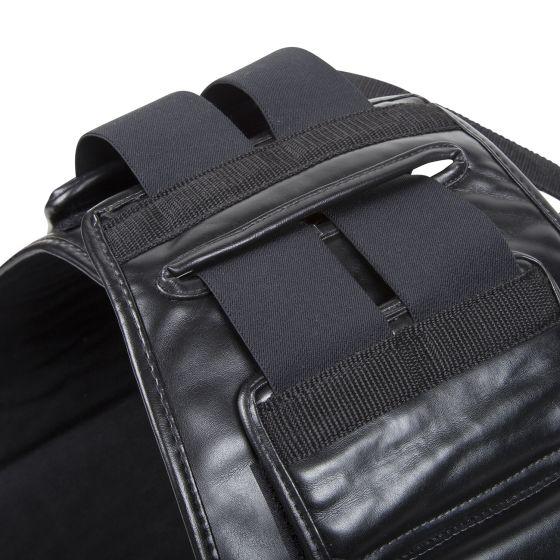 Venum Elite Body Protector - Black/Ice/Red