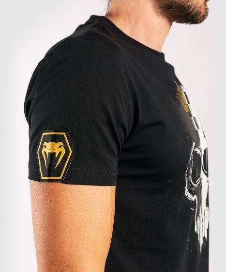 Camiseta Venum Skull - Negro