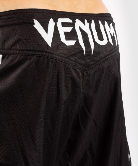 Venum Signature Vechtshorts -  Zwart/Wit