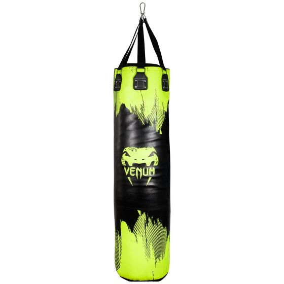 Venum Hurricane Punching Bag - Neo Yellow/Black - 150 cm