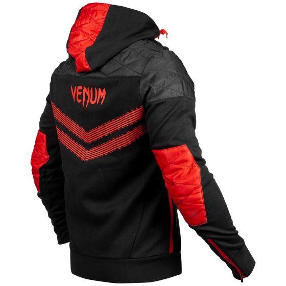 Venum Laser 2.0 Hoodie - Black/Red
