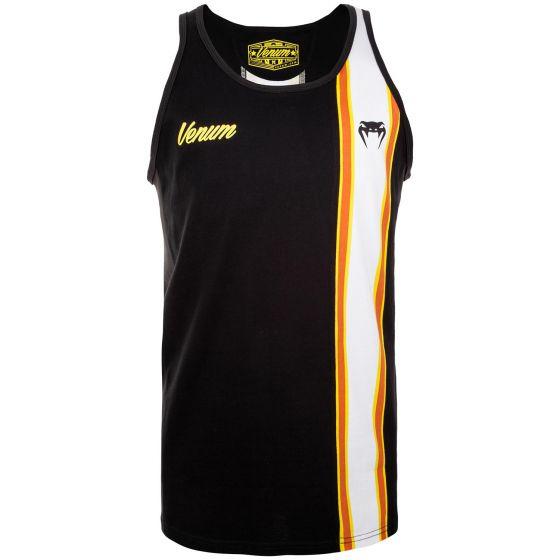 Venum Cutback Tank Top - Black/Yellow