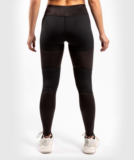 Legging Donna Venum Dune 2.0 - Nero/Bronzo