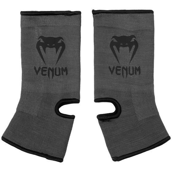 Venum Kontact Ankle Support Guard-Grey/Black