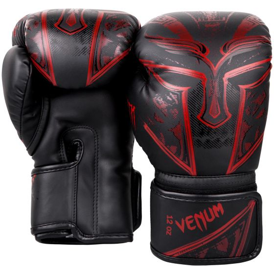 Gants de boxe Venum Gladiator 3.0 - Noir/Rouge