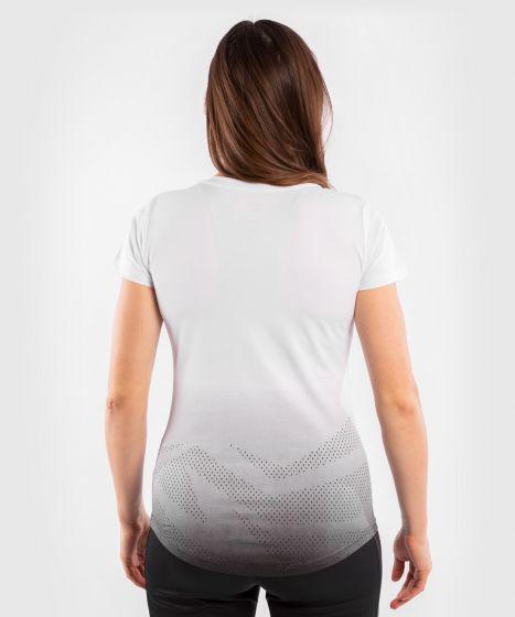 T-shirt Manches Courtes Femme UFC Venum Authentic Fight Week - Blanc