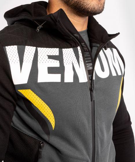 Sweatshirt Venum ONE FC Impact - Gris/Jaune