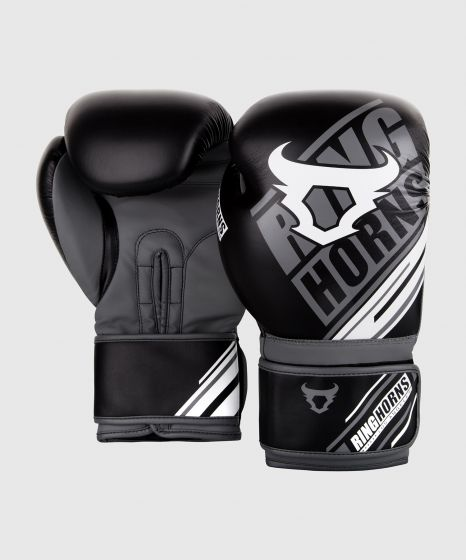 Ringhorns Nitro Boxing Gloves - Black