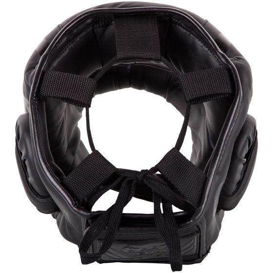 Venum Elite Iron Kopfschutz - Schwarz/Schwarz