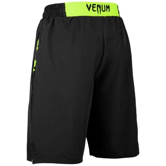 Venum Classic-Trainingsshorts - Schwarz/Neongelb