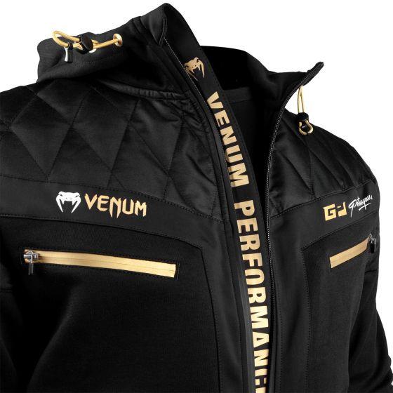 Venum Petrosyan Hoodie - zwart/goud