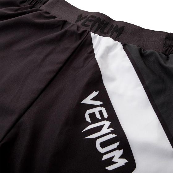 Sportshort Venum Contender 4.0 - Zwart/Grijs-Wit