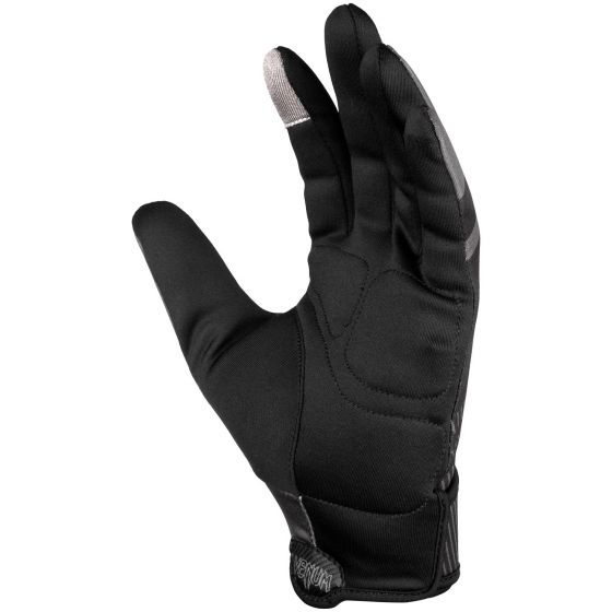 Venum Runner Handschuhe - Schwarz/Grau