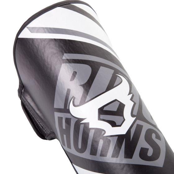 Ringhorns Nitro Shin Guards Insteps - Black