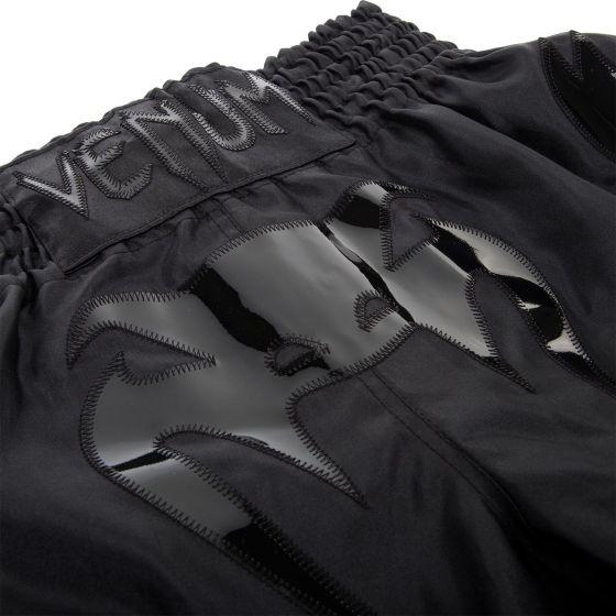 Venum Bangkok Inferno Muay Thai Shorts - Matte/Black