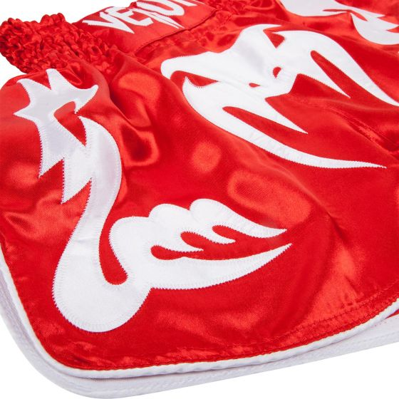 Venum Bangkok Inferno Muay Thai Shorts - rood/ice